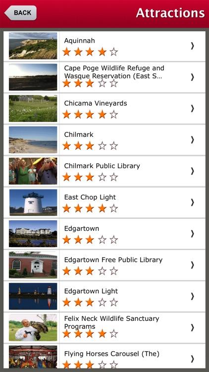 Martha's Vineyard Island Offline Guide
