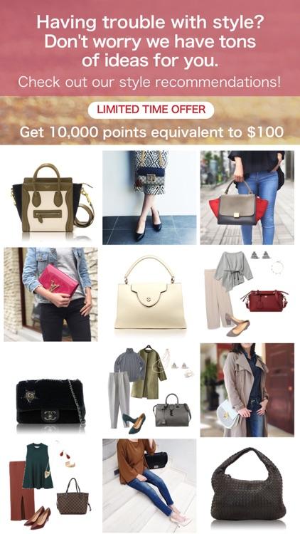 Laxus - Luxury Bag Rental screenshot-4