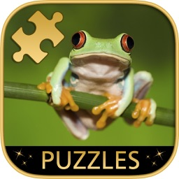 Animals - Jigsaw and Sliding Puzzles