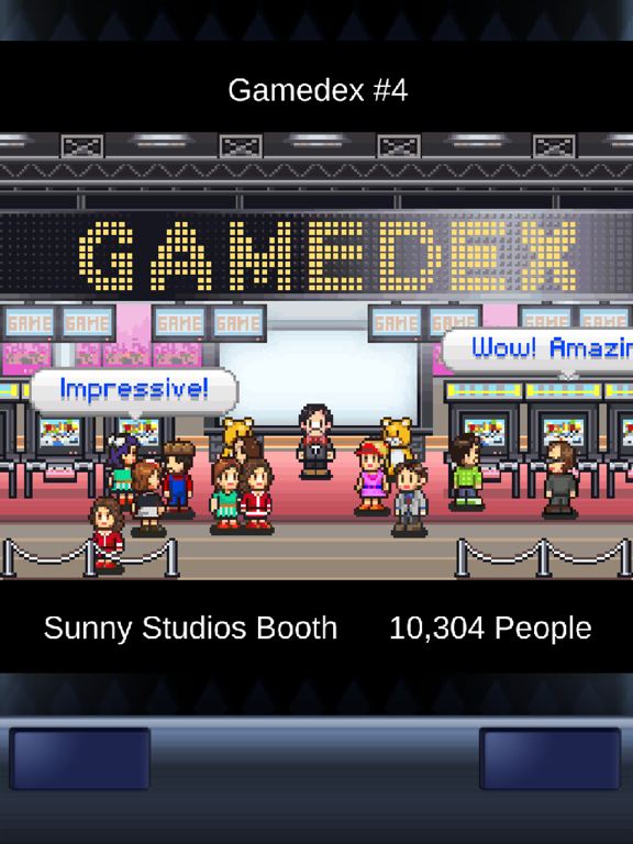Screenshot #6 pour Game Dev Story