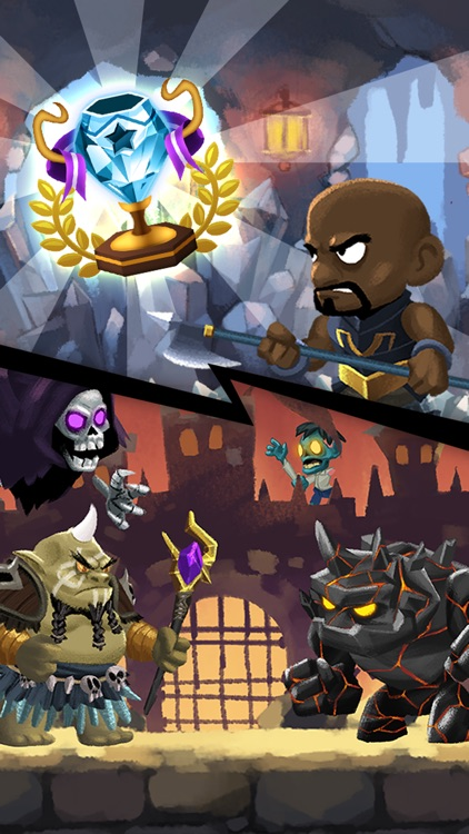 Combo Heroes: Knight vs. Monster Age Super League