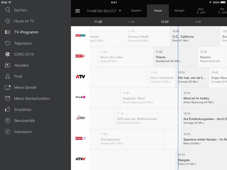 TV-MEDIA das beste TV Programm screenshot-3