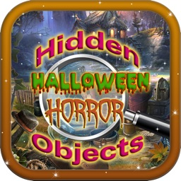Fascinate Nightmare - Free Halloween Hidden Object