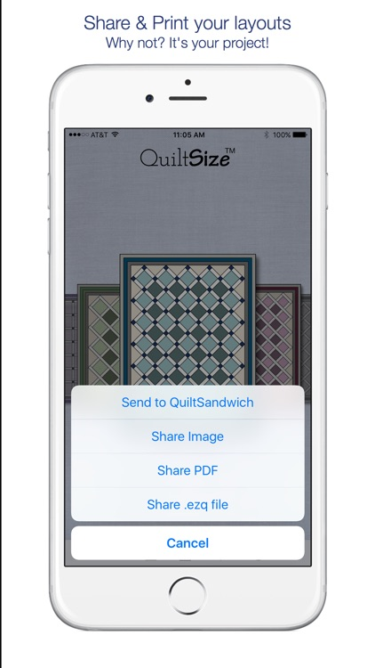QuiltSize : Simple Quilt Sizing screenshot-3