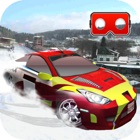 Vr Snow Mountain Drift Racer : New Pro 2016 icon