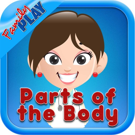 Parts of the Body iOS App