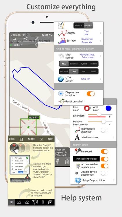 Measure Map Lite screenshot-4
