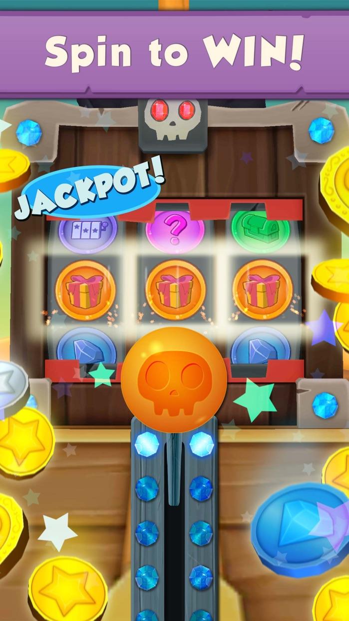 Coin Dozer: Pirates Screenshot