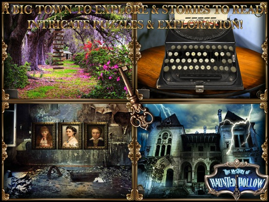 Mystery of Haunted Hollow: Point Click Escape Game-ipad-4