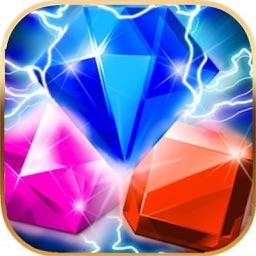 Jewels Blast Match 3 Puzzle