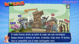 Screenshot for WORMS in Mexico App Store