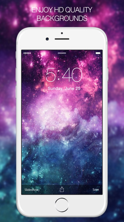 Galaxy Wallpapers – Space & Universe Wallpapers screenshot-1