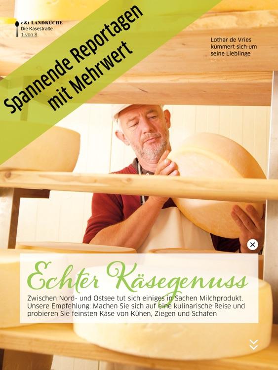 essen & trinken Landküche – Tolle Rezepte! screenshot-4
