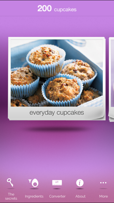 200 Cupcakes from Hamlyn Screenshot