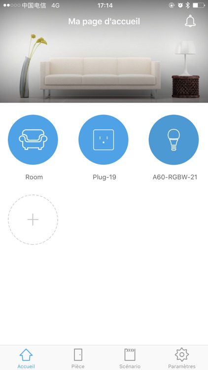 BLE Smart Home
