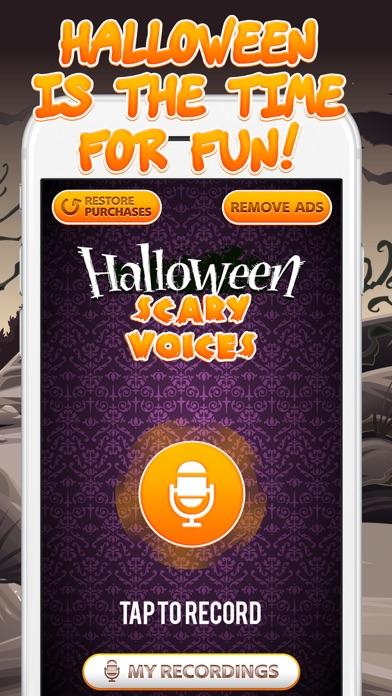 点击获取Halloween Scary Voices