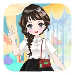 Princess Skirt-Fashion Dressup