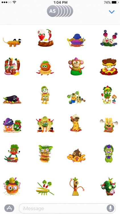 Tiggly Chef Stickers screenshot-3