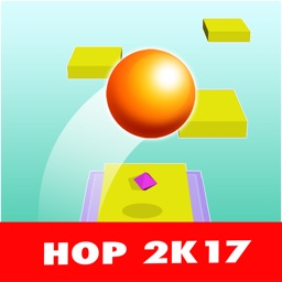 Hop 2k17 - Endless Zigzag Hop