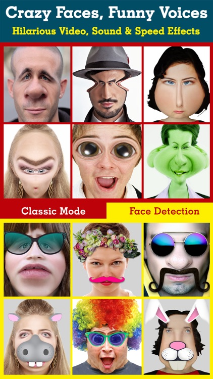 Crazy Helium Booth Voice Face Changer Snap & Video