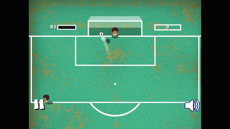 Crazy Penalty Kick/Soccer game screenshot-3