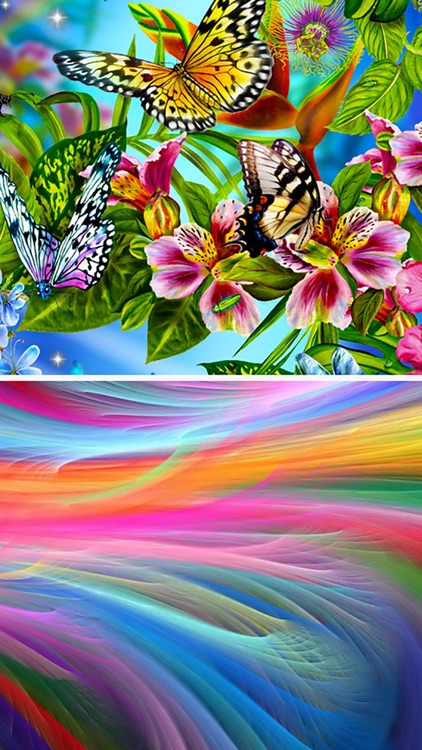 Rainbow Wallpapers HD for Home & Lock Screens Free screenshot-2