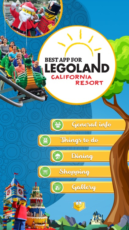 The Best App for Legoland California Resort