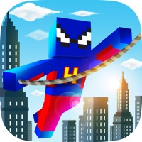 Codes for Superhero Swing - Pocket Edition Rope n Fly Game Hack