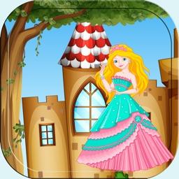 Solve Fairy & Princess Cartoon Jigsaw Puzzles Kids