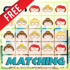 Activities of Match and Merge Game Princess Snow White Masks