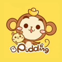 Honey Pudding − NHH Stickers