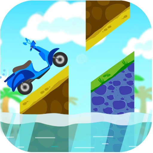 Moto Race fly  - Motorcycle driver