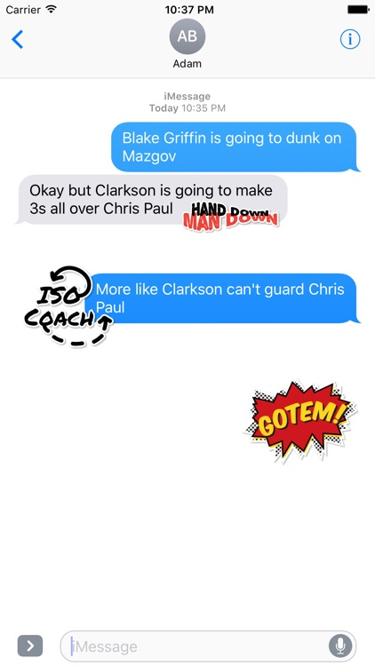 Hooper Talk