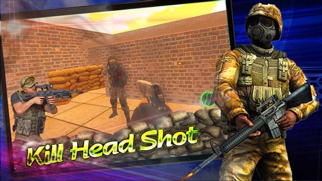 Counter Strike Source Ipad: Critical Strike Terrorist Attack CS On The App Store