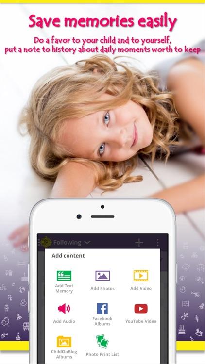 Child On Blog - for Parents