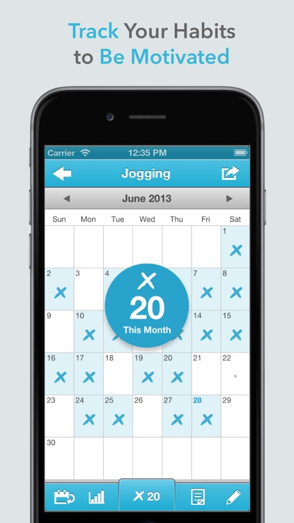 Habit Keeper - Fast Habits Tracker