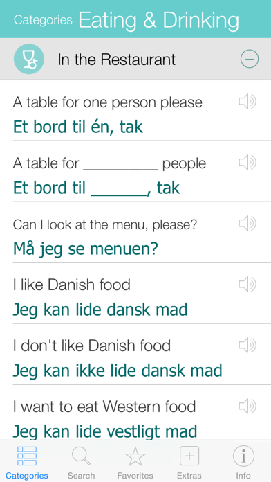 Danish Pretati - Speak with Audio Translation screenshot two