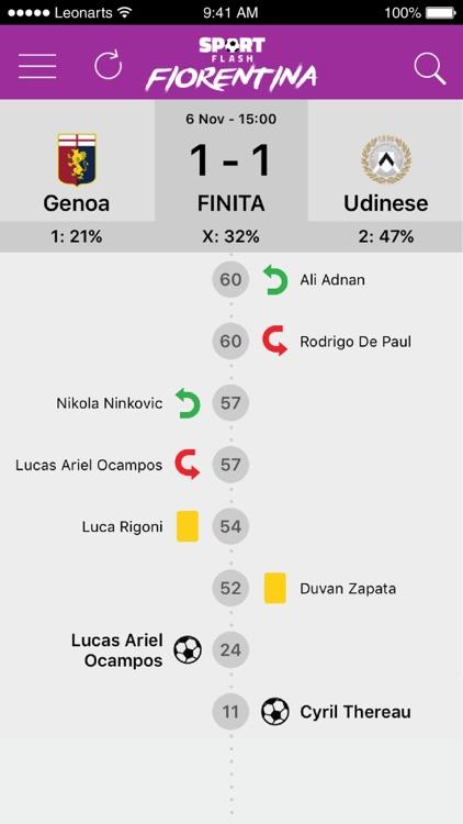 SportFlash Fiorentina screenshot-3