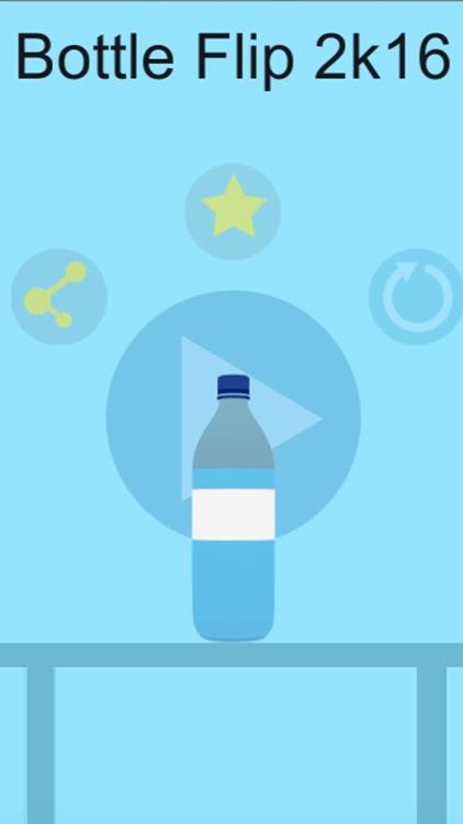 Bottle Flip Challenge Pro : Endless Diving 2k16