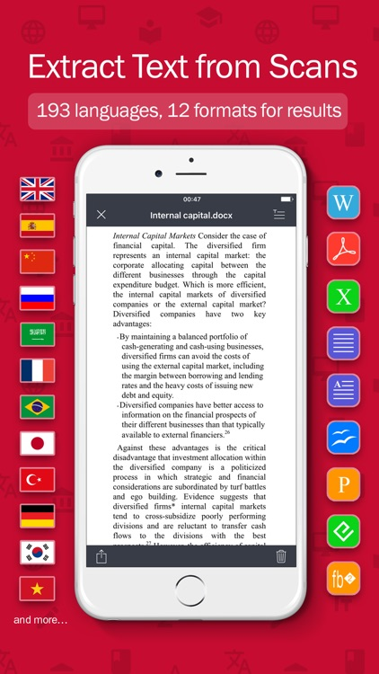 BookScanner Pro: Smart Book Scanner App with OCR