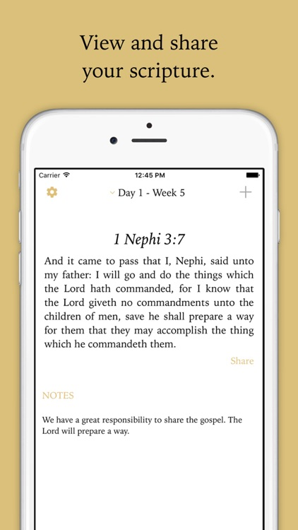Ponderize - Read and Study the Scriptures Daily