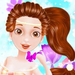Little beauties Makeover:makeup fun games