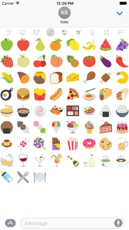 New Emoji for iMessage screenshot-4