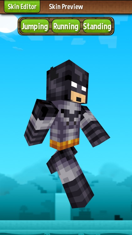 Skin Creator For Minecraft Free | Minecraft Skins screenshot-2