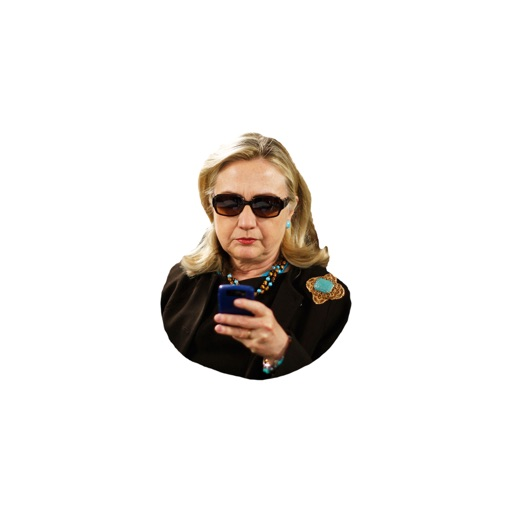 Hillary Sticker Pack