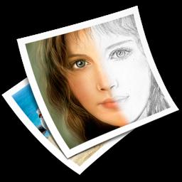 Ícone do app PhotoSketcher