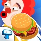 Fast Food Madness - Gioco Folle di Gettare Cibo icon