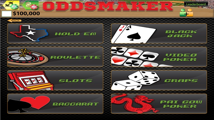 Oddsmaker: SportsCasino screenshot-3