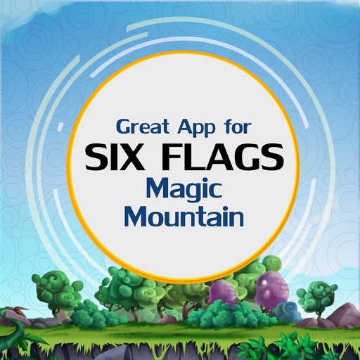 Great app for six flags magic mountain by avula mounika Magic app