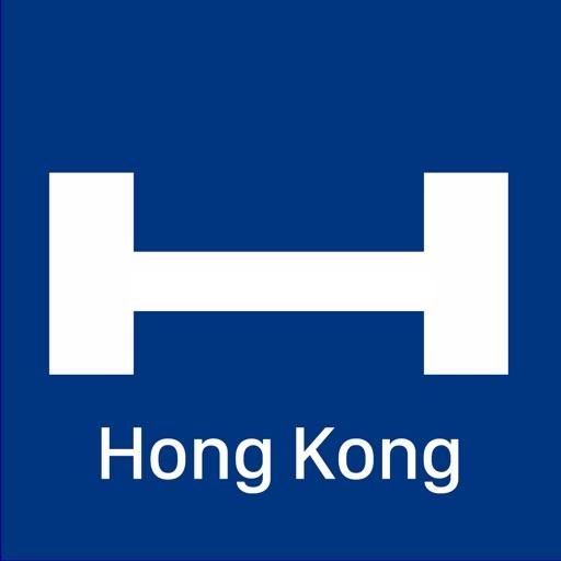 香港對於今晚與地圖和旅行遊覽比較和預訂酒店